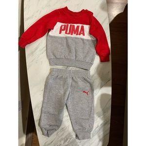 Puma track set